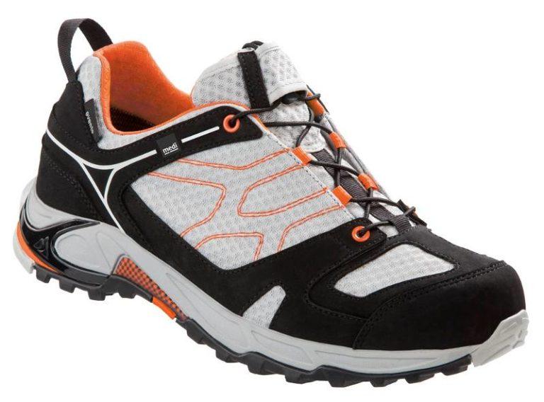 M 31 Sporty | Optisch top modern, eine frische Designkombination aus Weiß und Orange