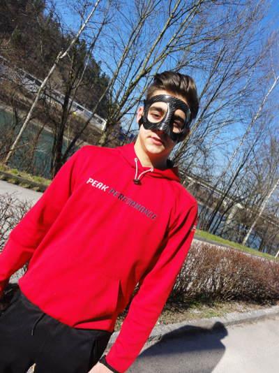 Nasenschutzmaske