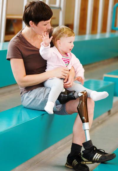 SIOCX TFNew Brand 2011C-Leg, Prothetik, Prothese, Kathy, Sport